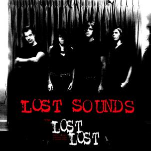 Lost sounds lost lost album cover