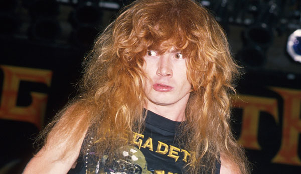 Dave mustaine - idiot