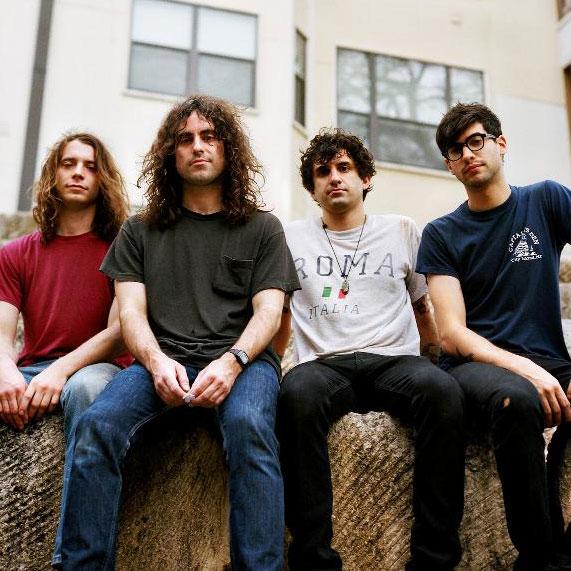 The men - band photo