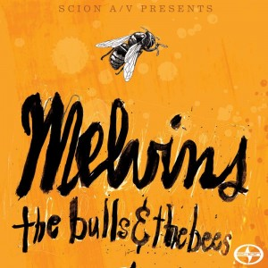 Melvins bulls and bees 300 x 300