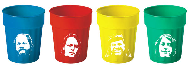 Harvey milk cups