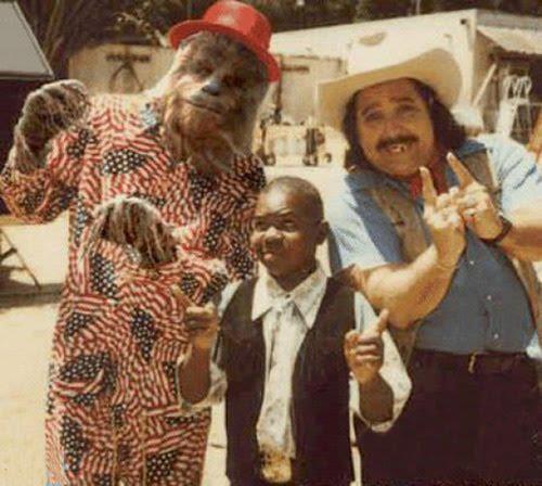 Ron Jeremy - Gary Coleman - Chewbacca