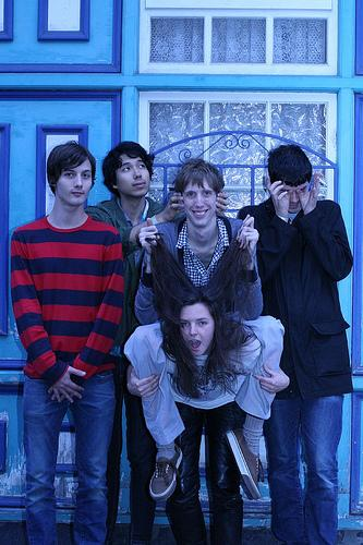 Deerhunter band 1