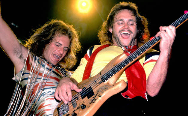 David lee roth and michael anthony