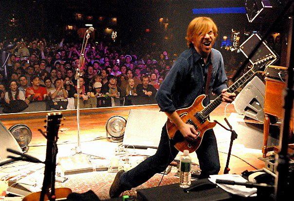Trey rockin