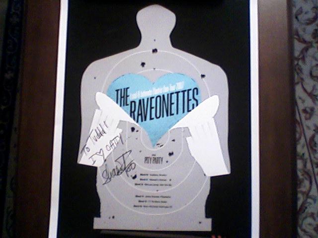 Raves poster