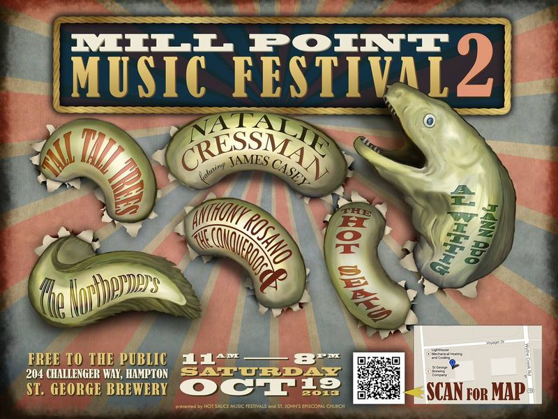 Mill point music festival 2013