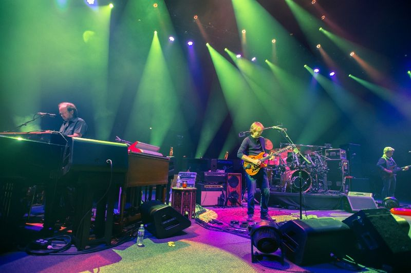 Phish hampton 10-20-13