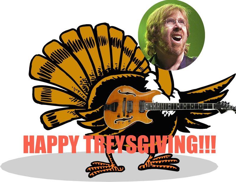 Happy Treysgiving!